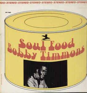 Soul Food [Vinyl LP] Prestige Food