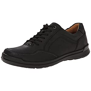 Ecco HOWELL, Men's Derby, Black (BLACK2001), 9 UK (43 EU)