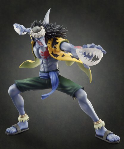 Megahouse One Piece P.O.P: Arlong Ex Model PVC Figure [Toy] (japan import) 3