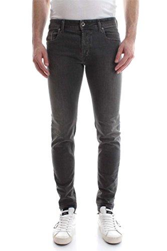 Jeans Sleenker 678z Gris Délavé 678Z