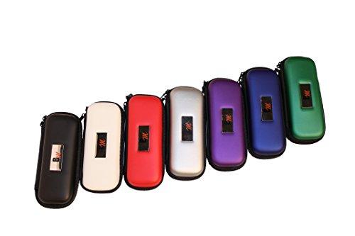 Etui für e-Zigarette eGo-T/Liquid/Zubehör in vielen Farben - Aufbewahrungsetui zum TOPPREIS (Lila) -