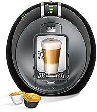 Delonghi Dolce Gusto Circolo - Máquina de café (Flow Stop, Expresso, 15 Bar), color negro