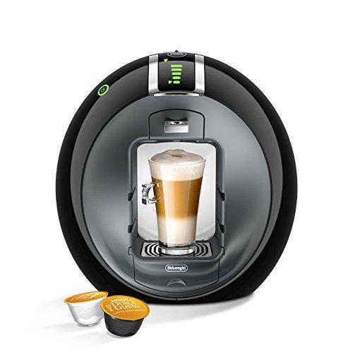 DeLonghi EDG 605.B Nescafé Dolce Gusto Circolo Kaffeekapselmaschine (1500 Watt, automatisch) schwarz