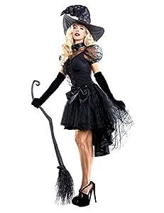XINSH Disfraz Halloween Bruja Mujer