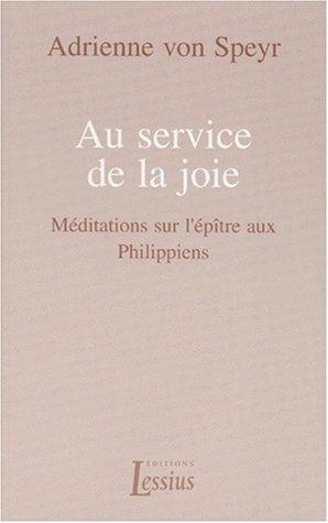 Au service de la joie