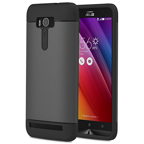 asus-zenfone-2-laser-funda-moko-scratch-resistant-hybrid-armor-series-dual-layer-protection-bumper-f
