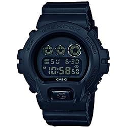 Casio G-Shock Reloj Digital para Hombre con Correa de Resina – DW-6900BB-1ER