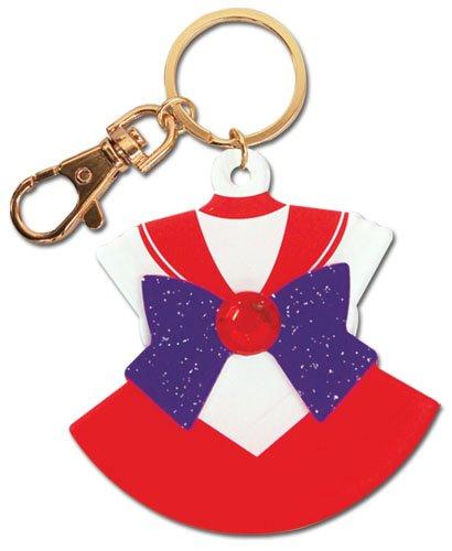 Mars Kostüm Sailor - Great Eastern Entertainment Sailor Moon-Sailor Mars Kostüm Acryl Schlüsselanhänger