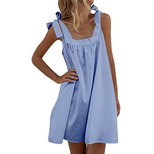 TOPSELD Dress Wedding Guest Dress v Neck Summer Dress for Women Dress Curvy Dress lace Dress for Women Dress for Damen