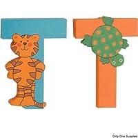 The Toy Workshop - Jungle Alphabet T