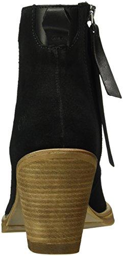 Liebeskind Berlin Damen Ls0122 Crosta Kurzschaft Stiefel Schwarz (ninja black 9998)