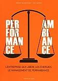 Perfambiance - L'entreprise qui libère les énergies : Le management de Perfambiance