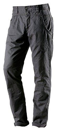 Timezone Herren Straight Fit Jeans grau 33/34