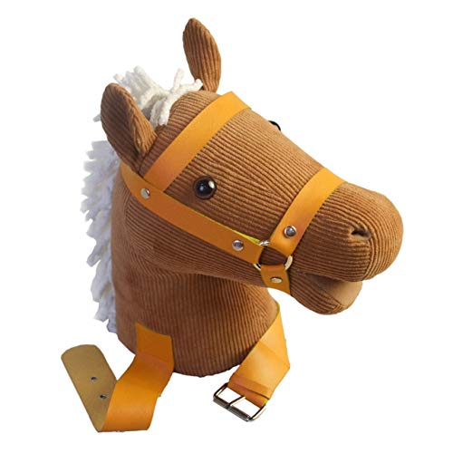 WOSOSYEYO Glückliches Pferd Eltern-Kind-Beziehung Interaktion Emotionale Kameradschaft Bionisches Design Klangsimulation Reiten Liebe Kindspielzeug