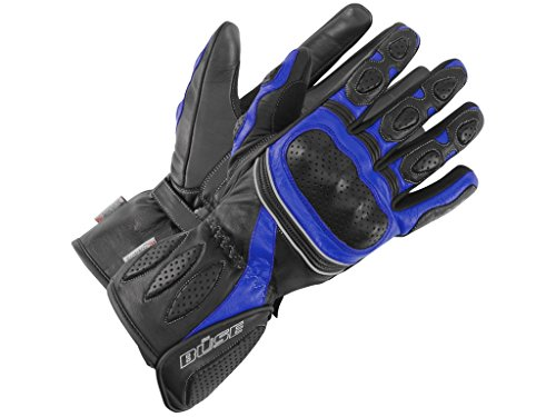 Büse Pitlane Handschuhe 10 (XL) Schwarz/Blau