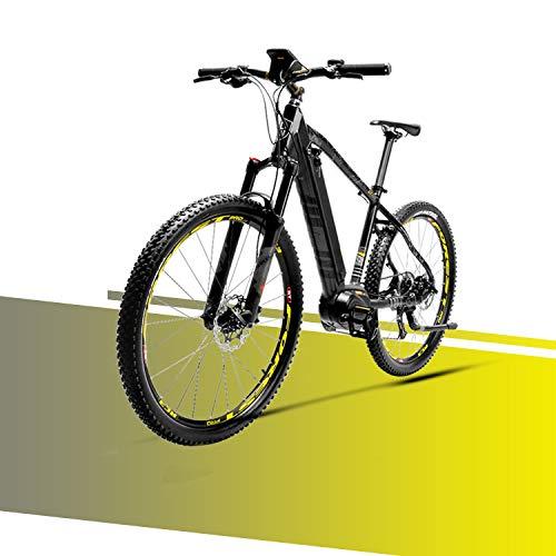 LANKELEISI Bicicleta eléctrica para Adultos GT800 City City y Bicicleta asistida 350W 48V Bicicleta...
