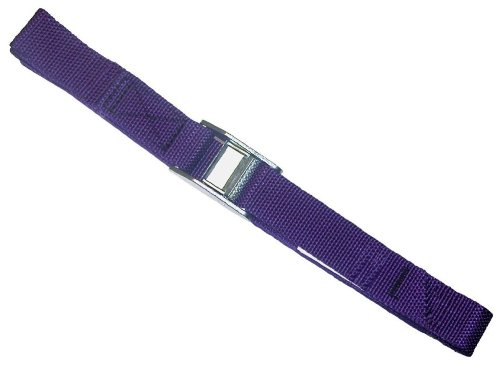 Custom Lederwaren WS08 8 \'strap-it Spanngurte, Violett