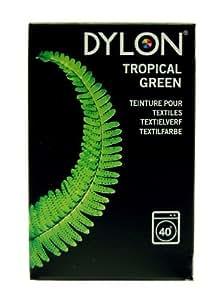 Dylon textile machine de teinture pour laver Tropical Vert 200 g