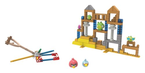 Preisvergleich Produktbild K'NEX 33111G - Bauset Classic Angry Birds - Grilli und Chillin