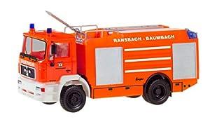 Herpa 094528 Man M 90 - Camión de Bomberos para Bomberos