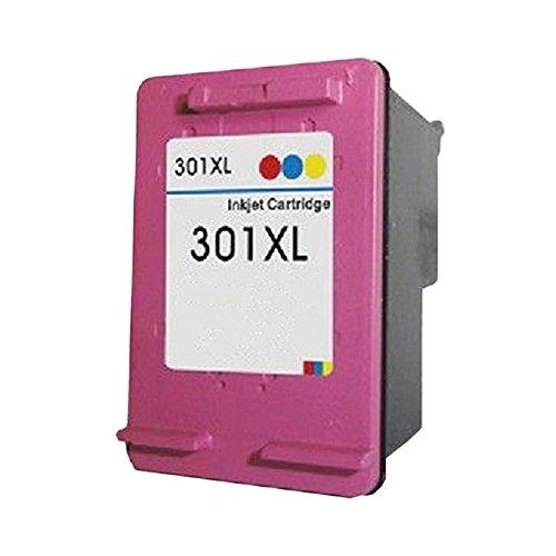 Acan Cartucho Tinta Compatible con HP 301XL Color V3