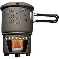 Esbit Trockenbrennstoff-Kochset, Aluminium