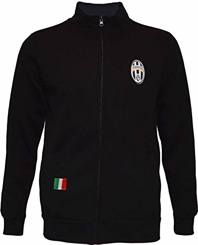 juventus-turin-official-collection-juve-full-zip-jacket-mens-size-black-black-sizexxl
