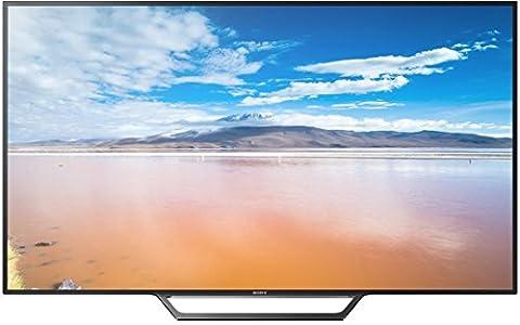 Sony KDL48WD655 121 cm (48 Zoll) Fernseher (Full HD, Smart
