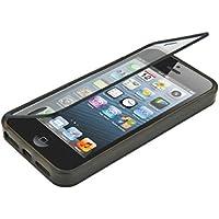 kwmobile Pratico, robusto copertura di protezione de TPU silicone per il Apple iPhone SE / (Robusto Silicone)
