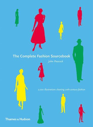 The complete fashion sourcebook.