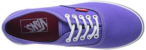 Vans U Authentic Lo Pro Vw7N7Lm, Baskets mode mixte adulte Violet (Purple Iris/Rose Red)
