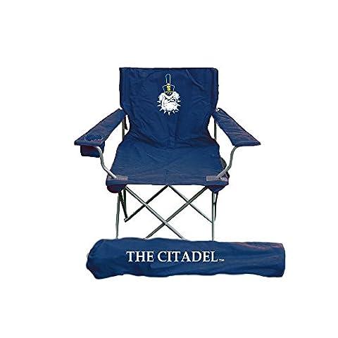 Citadel Bulldogs NCAA Ultimate Adult Tailgate Chair