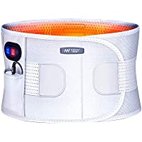 YWY Massage-Gurt-Erschütterung Backache-Taillen-Massagegerät Warmer Palast-elektrische Heizung hilft, niedrigere... preisvergleich bei billige-tabletten.eu