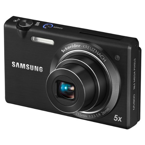 Samsung PL120 Point & Shoot Camera (Silver)