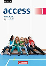 English G Access - Allgemeine Ausgabe: Band 1: 5. Schuljahr - Workbook mit Audio-CD und MyBook