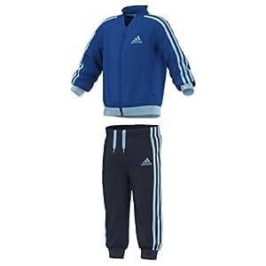 ADIDAS GR 68 Trainingsanzug Jogging Anzug Sportanzug Blau