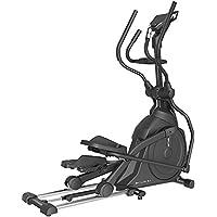 Kettler Skylon 3.1Magnetic Cross Trainer Black, Silver–Cross-Trainer (Magnetic Cross Trainer, 130kg, Home, Drive Disk/Ribbed Belt, Black, Silver, 20kg)