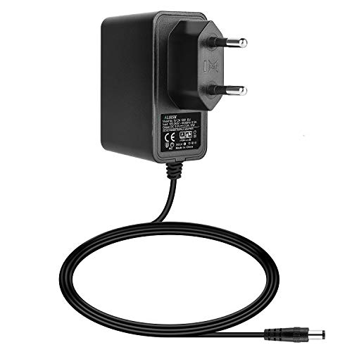 EFISH 5V 2A Netzteil-Adapter Wandladegerät für Haushaltsgeräte/Router/Foscam-Kameras/Android-TV-Box/Bluetooth-Lautsprecher/Tascam-Recorder/Audio/Video/Netgear/Linksys/WRT54G/MXQ Pro GS/CE Genehmigt -