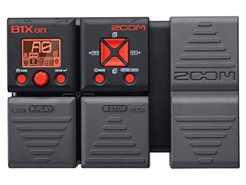 Zoom B1xon/UK Bass Multi FX Pedal
