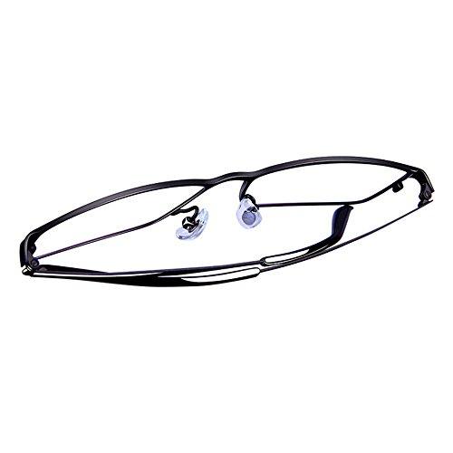 TERAISE Titan Brillengestell Dauerhaft Prescription-Ready Brillengestell für Männer