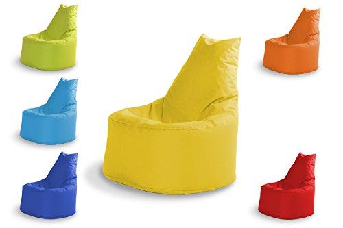 MINDERIM Norm Sitzsack Premium (Gelb)