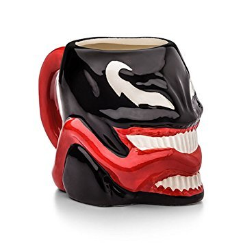 Marvel Venom Molded Head Mug