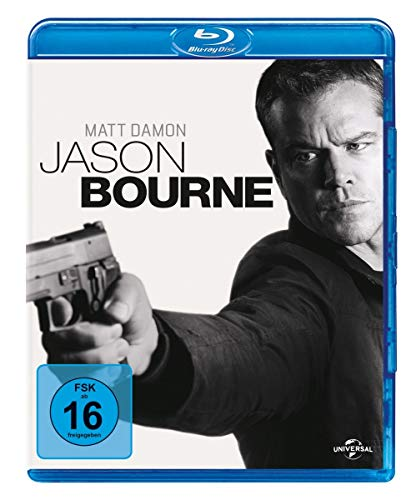 Jason Bourne [Blu-ray] (Blu-ray Ultimatum Das Bourne)