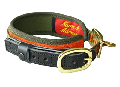Niggeloh Hundehalsung Deluxe, grün, XS, 091100022