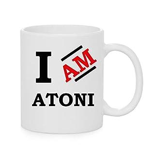 I Am Atoni Official Mug