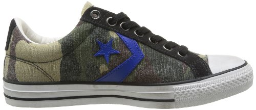 Converse Star Player Ev Ox Canvas/suede, Chaussons homme Kaki