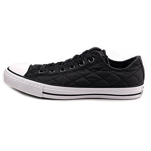 Converse Ctas Quilted Ox, Baskets Basses Femme Storm Wind/Black/White