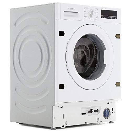 Bosch Serie 8 WIW28500GB 8kg 1400rpm Integrated Washing Machine - White