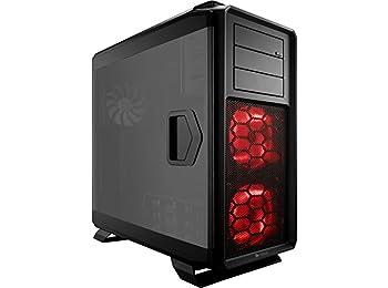 760T Bilgisayar Kasası - Kırmızı - CC-9011073-WW