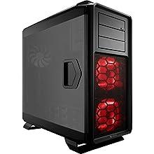 Corsair CC-9011073-W W Graphite Series 760T V2 Windowed Full Tower ATX Performance Gaming Case for PC - Black